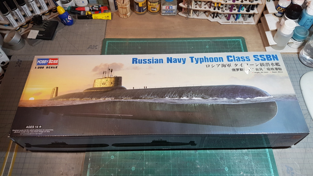 SSBN classe Typhoon (Hobby Boss 1/350°) 20201218