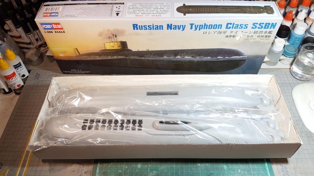 SSBN classe Typhoon (Hobby Boss 1/350°) 20201219