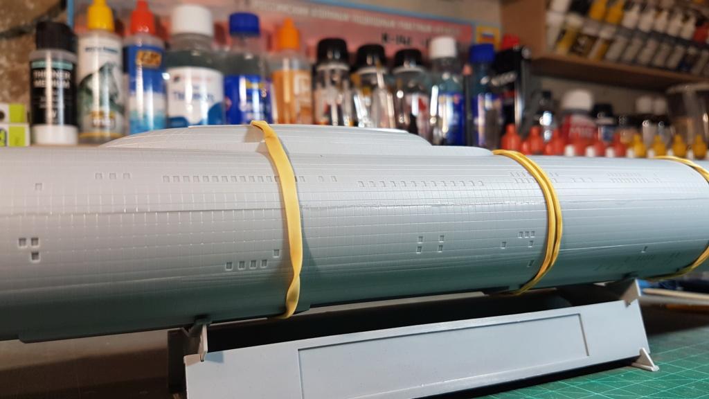 SSBN classe Typhoon (Hobby Boss 1/350°) 20201231