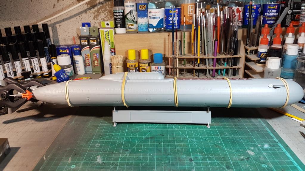 SSBN classe Typhoon (Hobby Boss 1/350°) 20201232