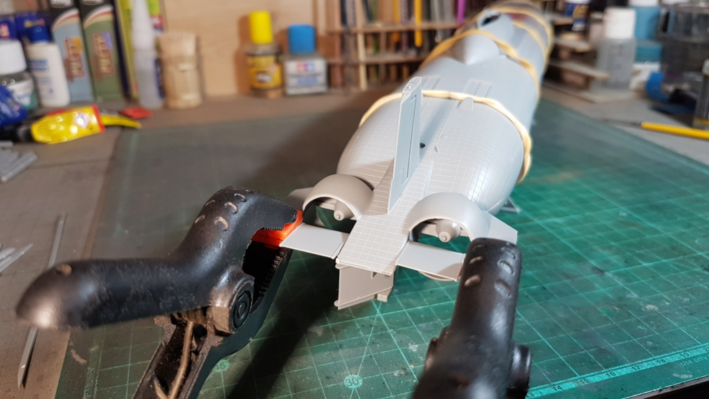 SSBN classe Typhoon (Hobby Boss 1/350°) 20201233