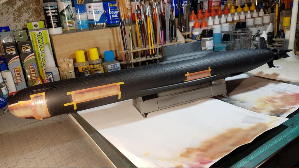 SSBN classe Typhoon (Hobby Boss 1/350°) 20210312