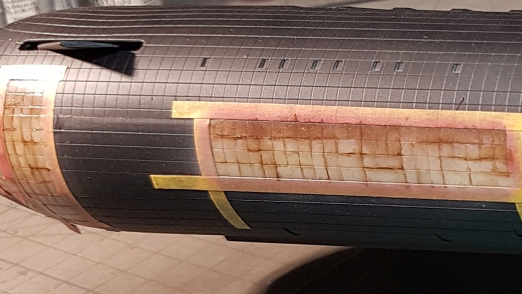 SSBN classe Typhoon (Hobby Boss 1/350°) 20210316