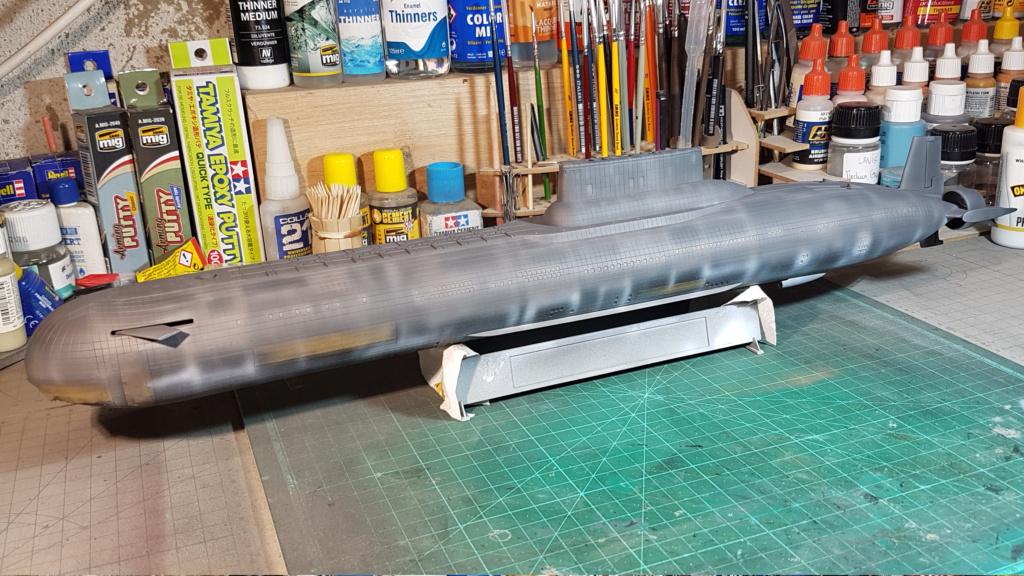 SSBN classe Typhoon (Hobby Boss 1/350°) 20210411