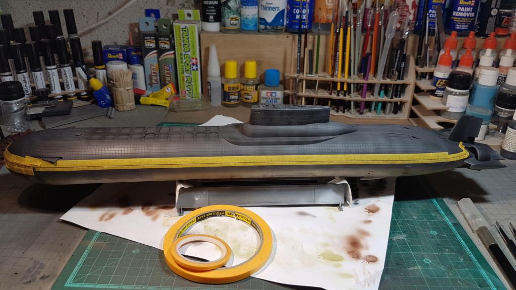 SSBN classe Typhoon (Hobby Boss 1/350°) 20210416