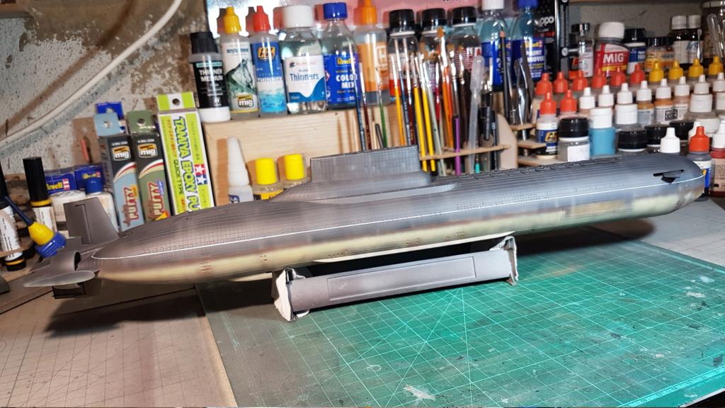 SSBN classe Typhoon (Hobby Boss 1/350°) 20210417