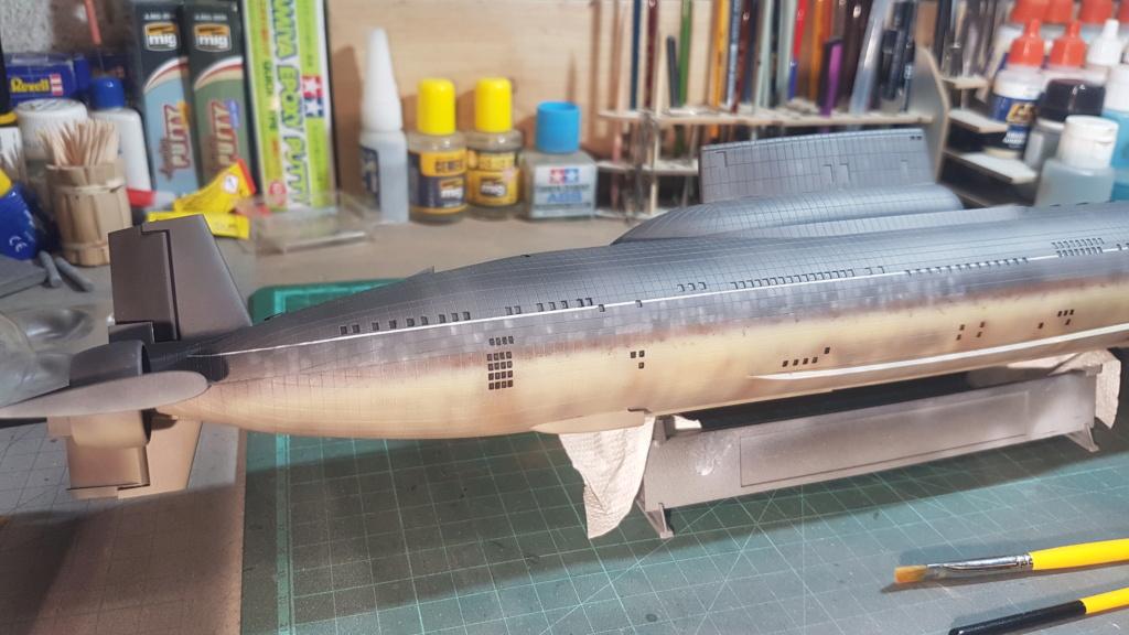 SSBN classe Typhoon (Hobby Boss 1/350°) 20210510