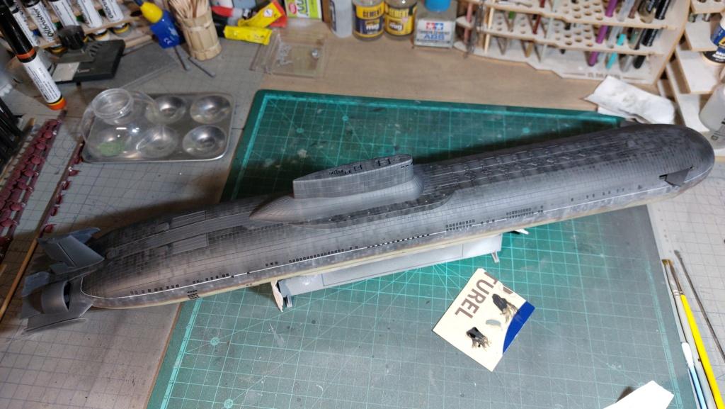 SSBN classe Typhoon (Hobby Boss 1/350°) 20210611