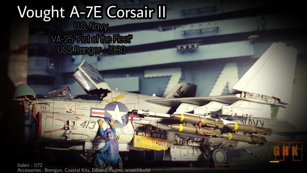 [Montage fini] A-7E Corsair II - 1/72 - Page 9 Picsar28