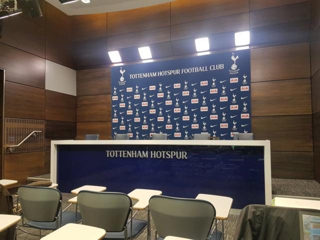Tottenham Press conference Dwugoq10