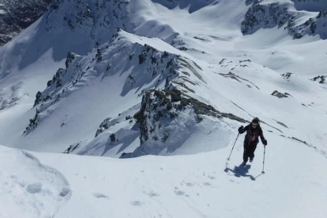 Comme quoi on peut encore faire du beau ski....! 0310