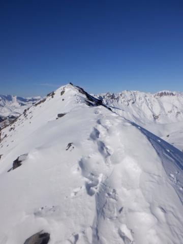 Bon ski du côté de ROYA (Tinèe) Dscf1410