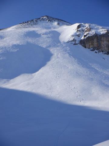 Bon ski du côté de ROYA (Tinèe) Dscf1411