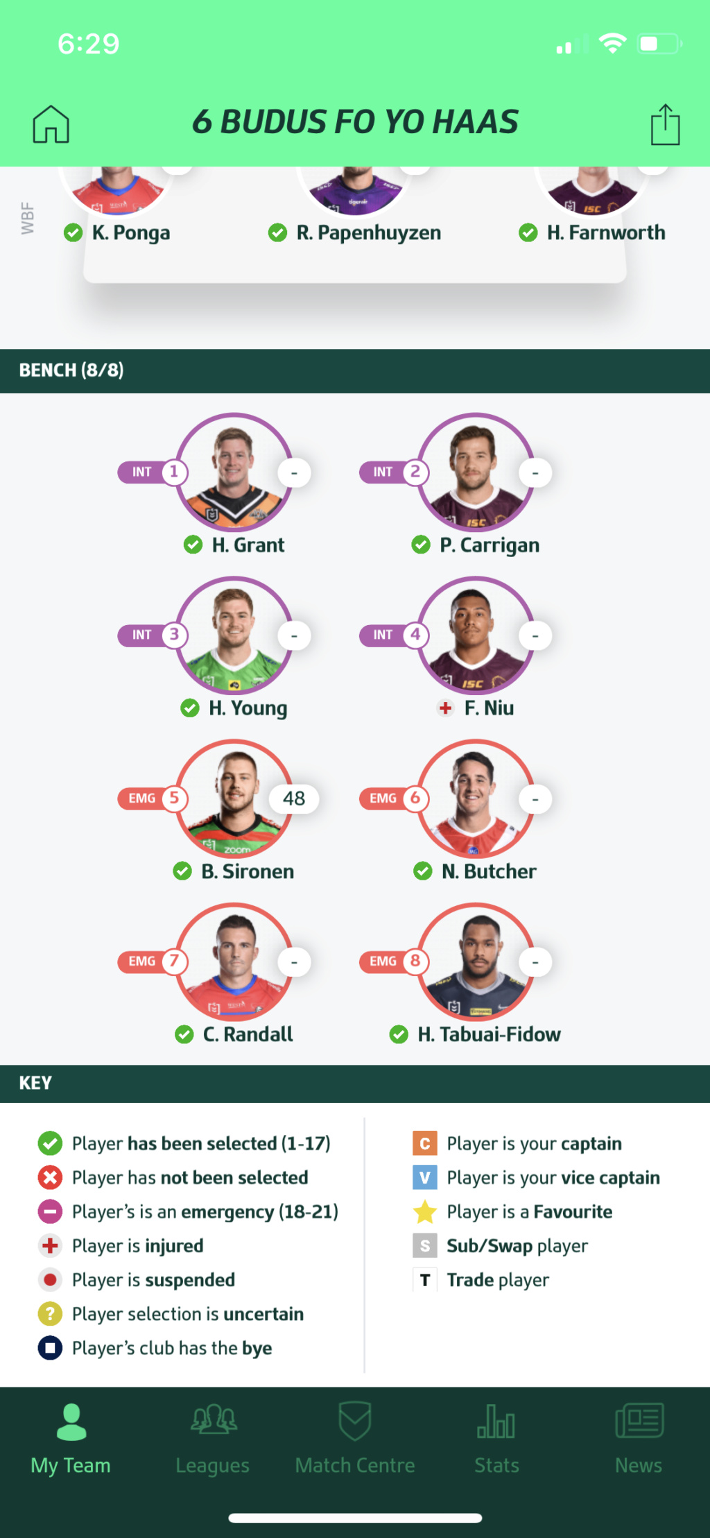 NRL Fantasy 2020 Part 69 - 69 Dude! - Page 2 F596a010