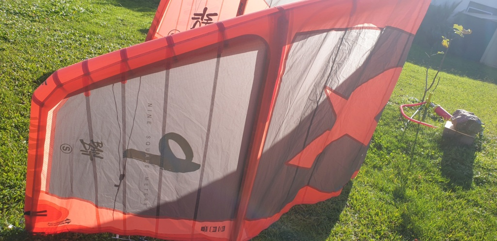 Ailes F-One Bandit S 5/7/9m² 20201110