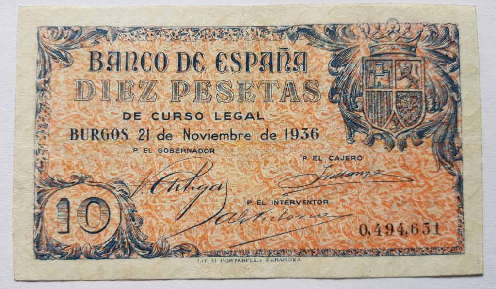 10 pesetas 1936 20191111
