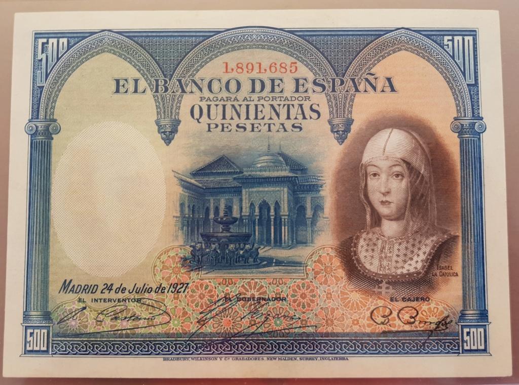 Calificación 500 pesetas 1927 500_1911