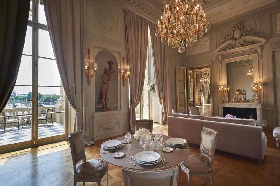 L'hôtel de Crillon et son Salon Marie-Antoinette Crillo11