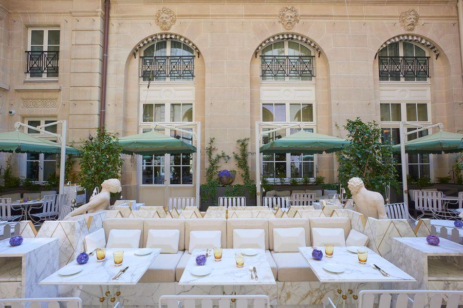 L'hôtel de Crillon et son Salon Marie-Antoinette Crillo14