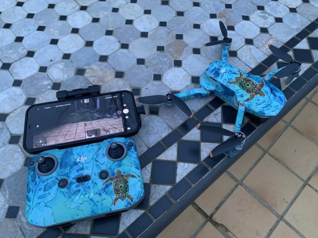 Dérive du drone  911b8210