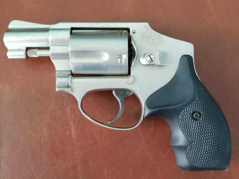Marquage RF sur un Smith & Wesson 442 442-110