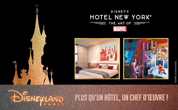 Disney's Hotel New York - The Art of Marvel (2021) - Page 26 Portai10