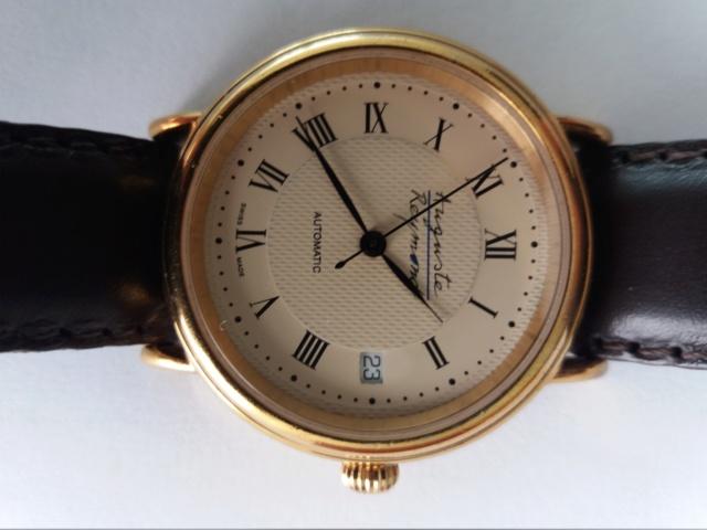 А в кого які годинники? (У кого какие часы) August10