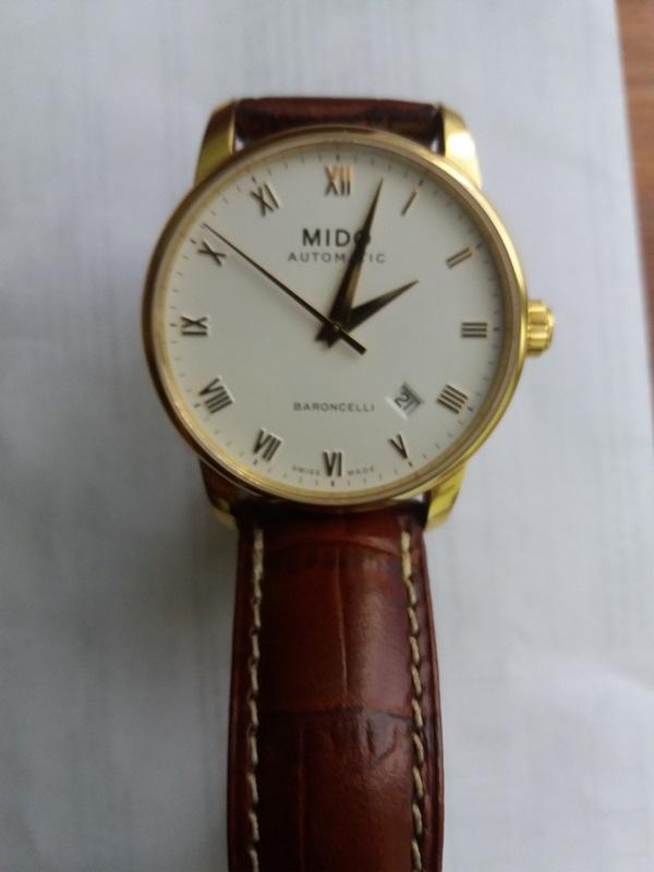А в кого які годинники? (У кого какие часы) - Страница 2 Mido10