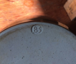 ID help with jar marked 'BS' ? Img_1520