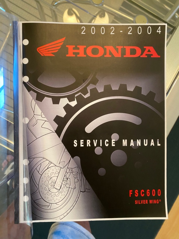 For Sale: Service Manual (Print Version) Img_4020