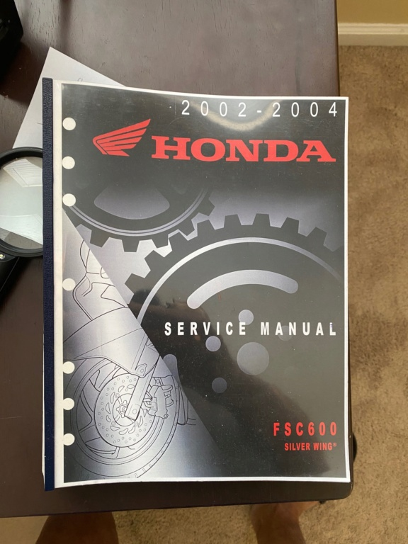 For Sale: Service Manual (Print Version) Img_4310