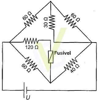 Redesenho de circuito elétrico - Eletrodinâmica  Circui10