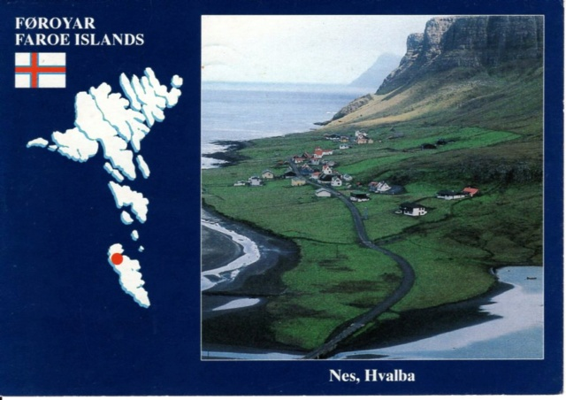 Mein Sammelgebiet: Färöer Inseln Fziroe13