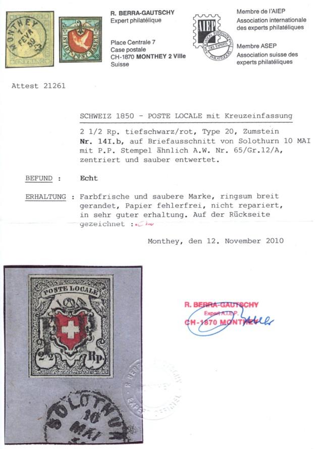 Stempel der Stadt Solothurn - Seite 3 Soloth11