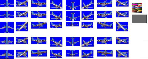 [WIP] A320-200 A320-216
