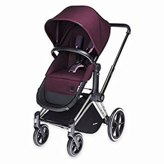 Cybex Priam review, Differences Cybex priam luxe and light stroller  41slx910