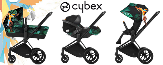 Cybex Priam review, Differences Cybex priam luxe and light stroller  Cybex-11