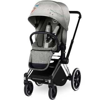 Cybex Priam review, Differences Cybex priam luxe and light stroller  Priam-10