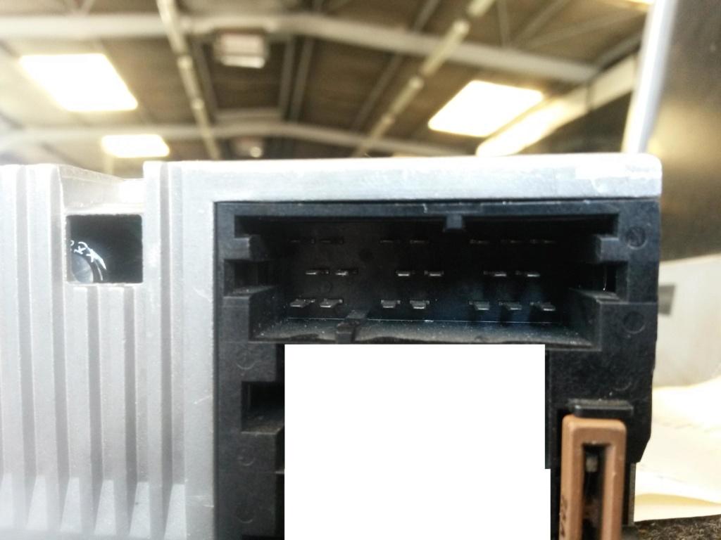 Connecteur CDR 21 vers ampli 20190510