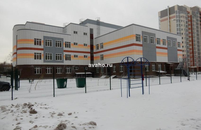 """Детский сад и школа на территории ЖК """"Нормандия"""" E9962f10"""