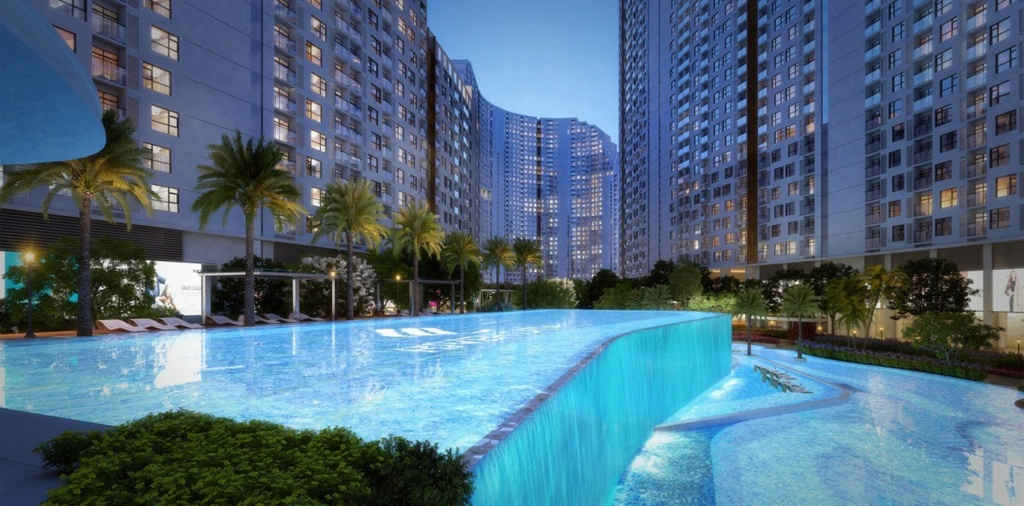 Dự án Hà Đô quận 8 hứa hẹn khuấy đảo thị trường bất động sản năm 2019 Du-an-12