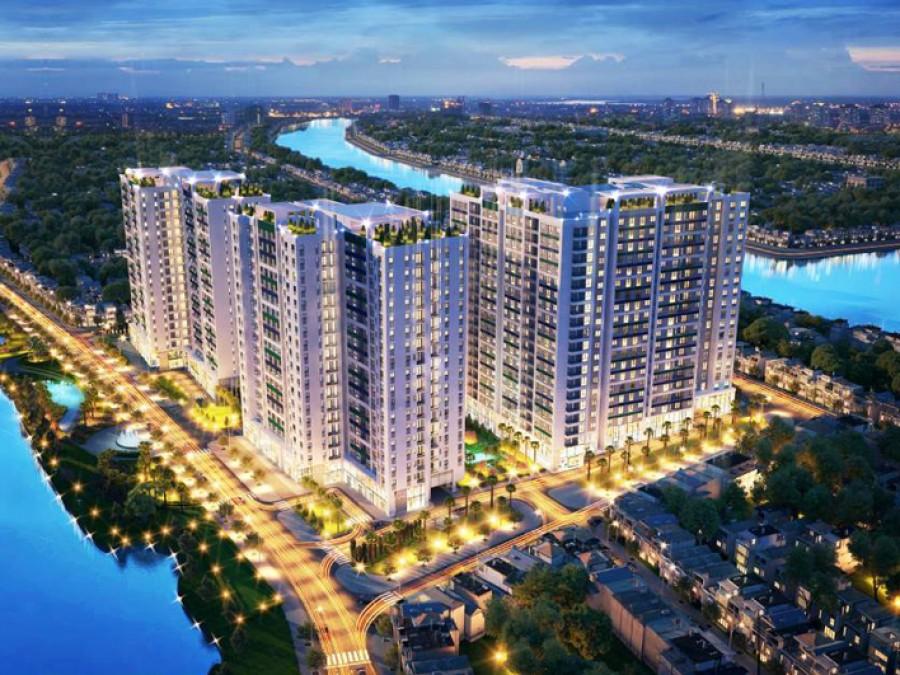 Dự án Hà Đô quận 8 hứa hẹn khuấy đảo thị trường bất động sản năm 2019 Du-an-13