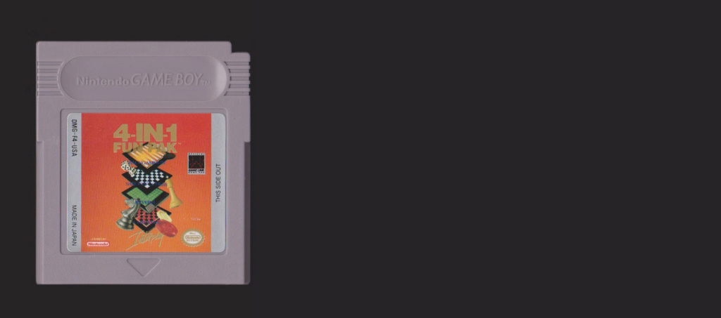 Jeux Gameboy : cartouches, variantes, anecdotes 4_in_112