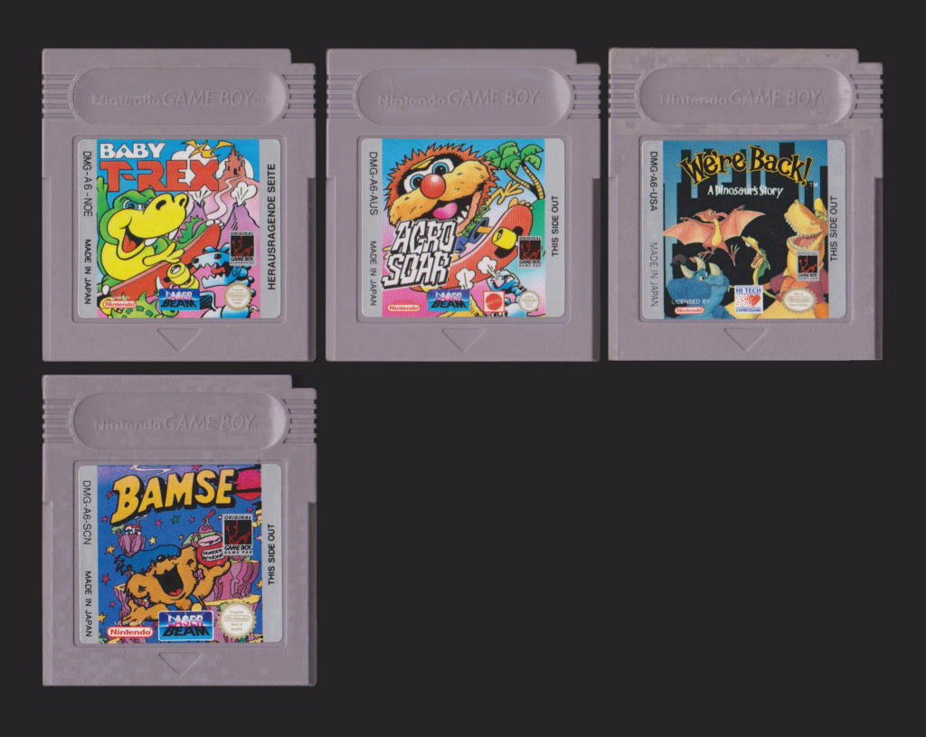 Jeux Gameboy : cartouches et variantes Baby_t10