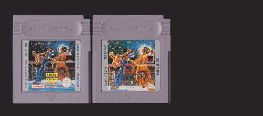 Jeux Gameboy : cartouches et variantes Best_k10