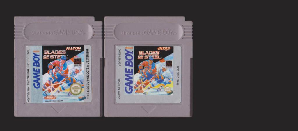 Jeux Gameboy : cartouches et variantes Blade_10