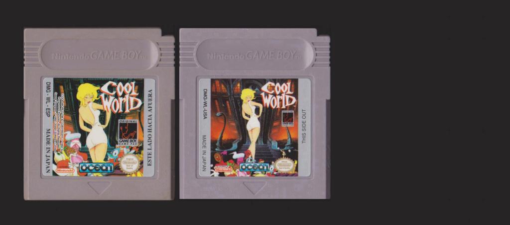 Jeux Gameboy : cartouches et variantes Cool_w10