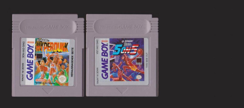 Jeux Gameboy : cartouches, variantes, anecdotes Double12