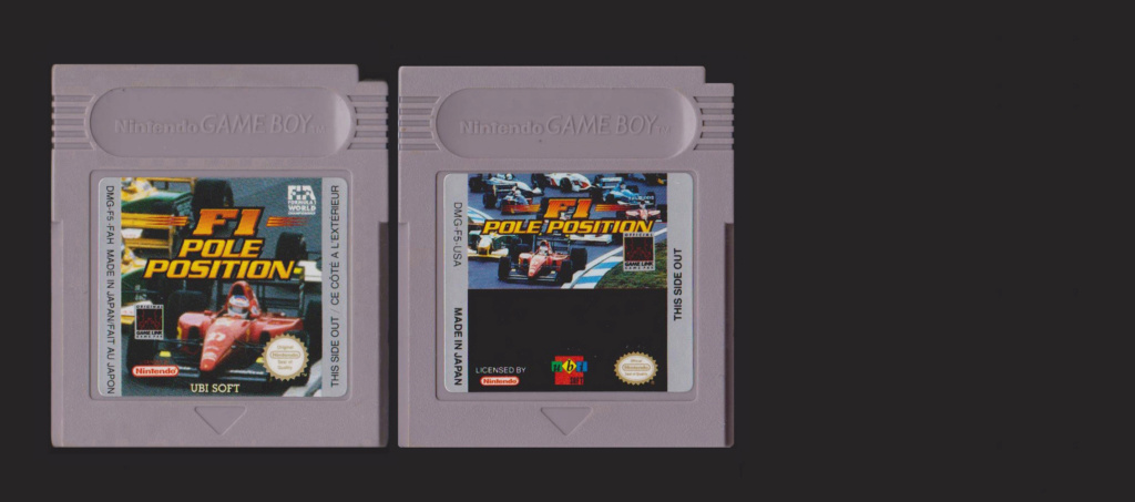 Jeux Gameboy : cartouches, variantes, anecdotes F1_pol10