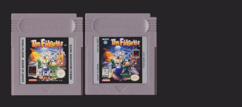Jeux Gameboy : cartouches et variantes - Page 4 Fidget10